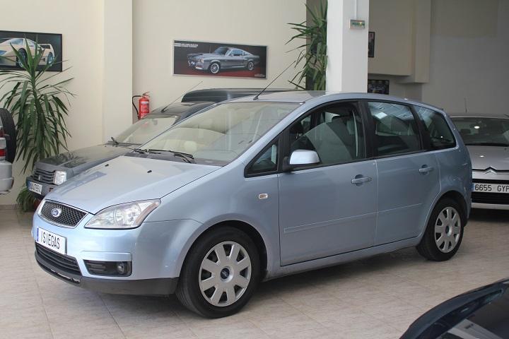 Compra-venta-Vehiculos-ocasión-Navarra-Pamplona-segunda-mano-coches-automóviles-diesel-gasolina-monovolumen-auto-compramos-su-coche-ford-focus-c-max-1